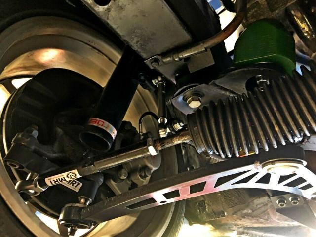 BMW 5x120 conversion kit by Cybul Radical Solutions