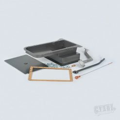 1UZ-FE rear oil pan for E36 E46 engine SWAP