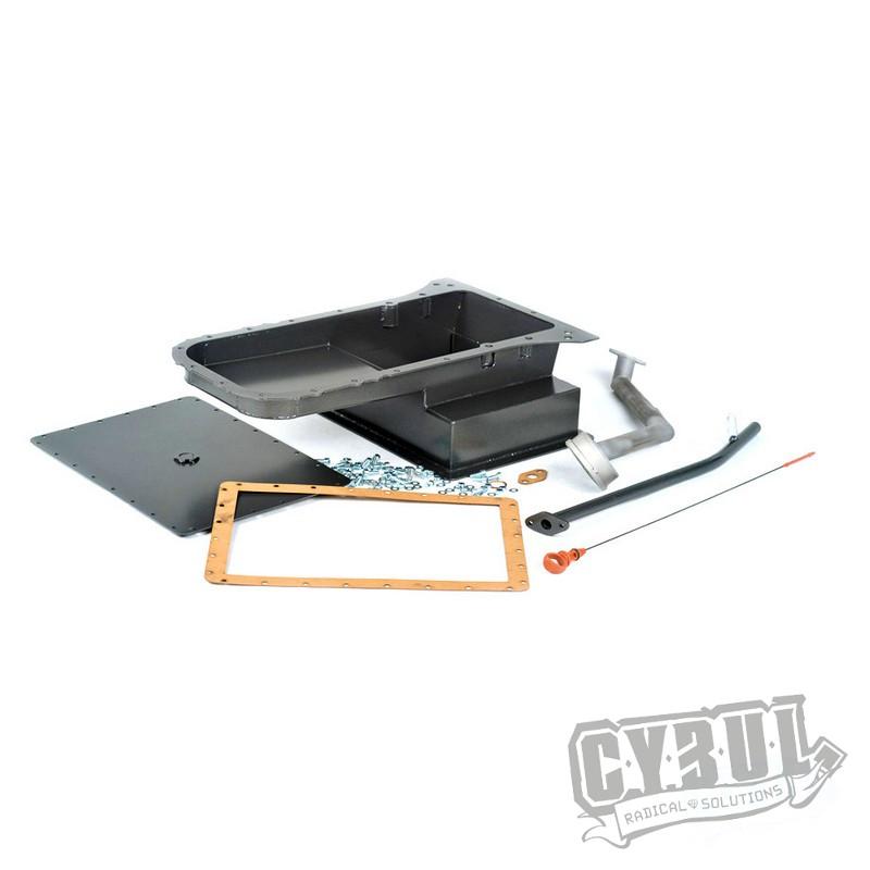 1UZ-FE rear oil pan for E36 E46 engine SWAP