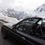Mazda MX5 NA NB roll bar X by Cybul Radical Solutions