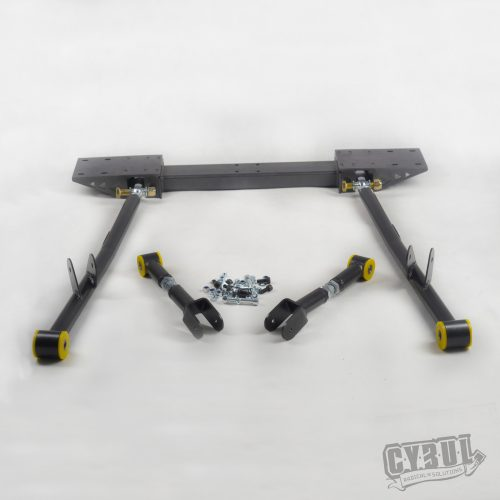 Jeep XJ long arm kit by Cybul Radical Solutions