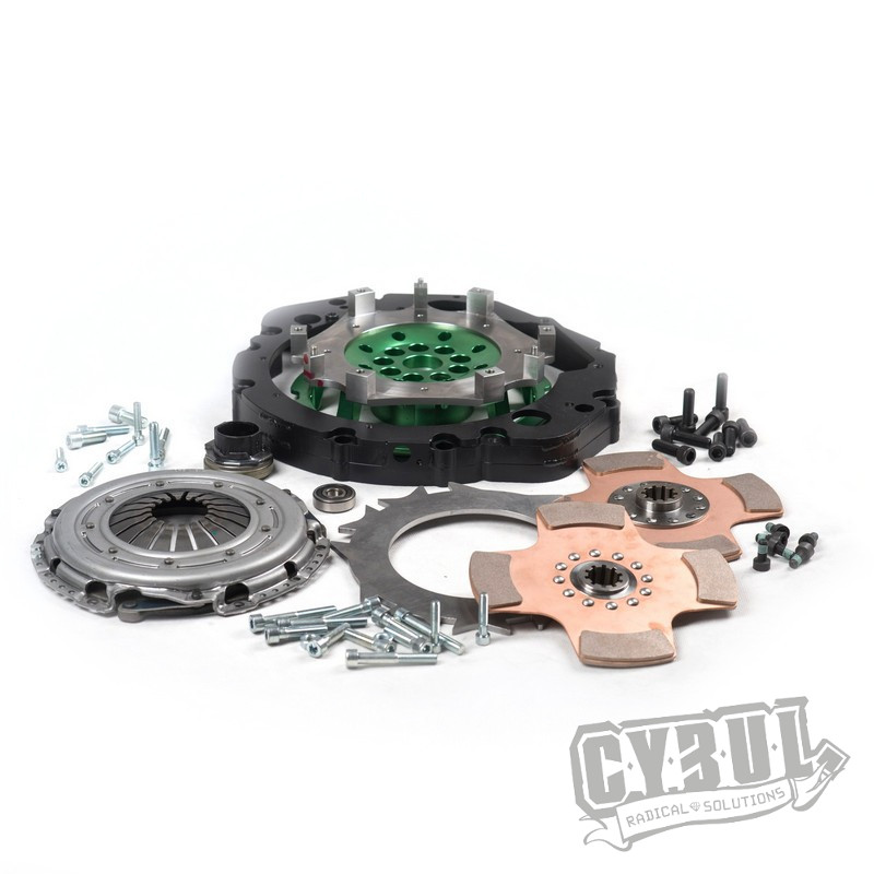 M60 and M62 BMW M50 M52 gearbox twin disc clucth kit