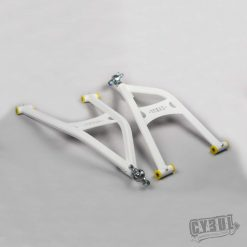 Polaris RZR 1000 and turbo front lower arms set by Cybul Radical Solutions