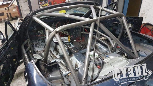 Mazda mx-5 NA NB roll cage by Cybul