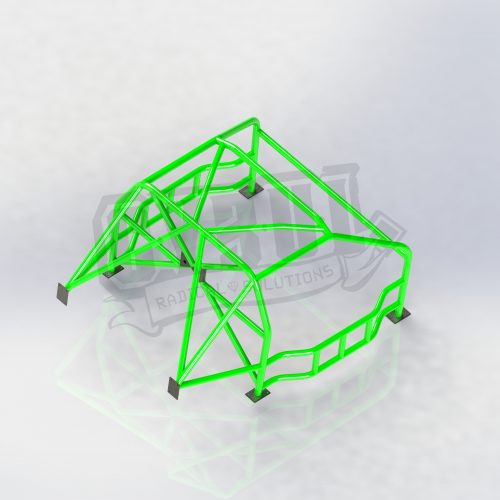 Nissan S13 Rollcage