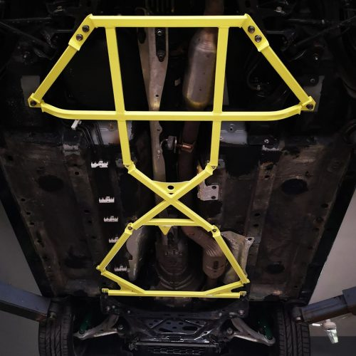Mazda MX-5 NC lower strut bars set