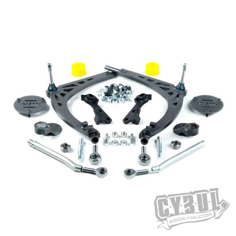 Lock kit Kit for BMW E30 massive angle 70 degrees+, 5x120 conversion