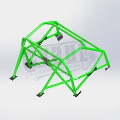 Mazda MX-5 NC roll cage by Cybul Radical Solutions