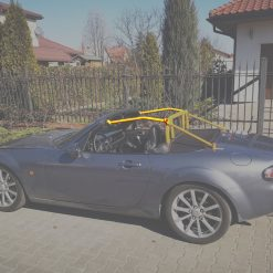 Mazda MX-5 NC roll bar windscreen extension