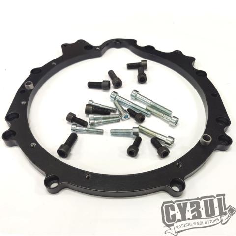 1UZ-FE 3UZ-FE BMW gearbox adapter plate