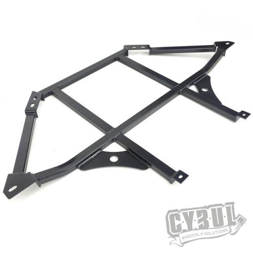 MX-5 NC lower rear strut bar by Cybul Radical Solutions