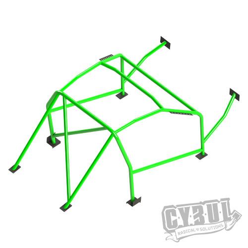 BMW E92 V1 roll cage by Cybul Radical Solutions