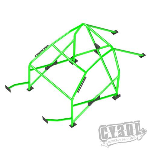 BMW E92 V2 roll cage by Cybul Radical Solutions