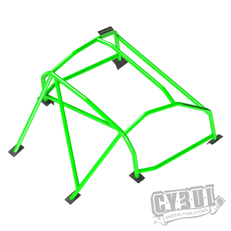 Mazda MX-5 NC PRHT V1 roll cage