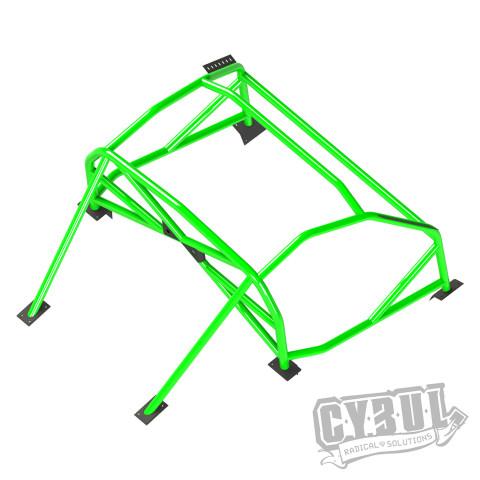 Mazda MX-5 NC PRHT V2 roll cage by Cybul Radical Solutions