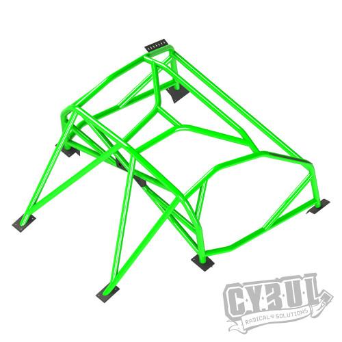 Mazda MX-5 NC PRHT V4 roll cage by Cybul Radical Solutions